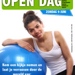 Pages poster open dag dubbelzijdig