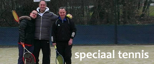 speciaal tennis