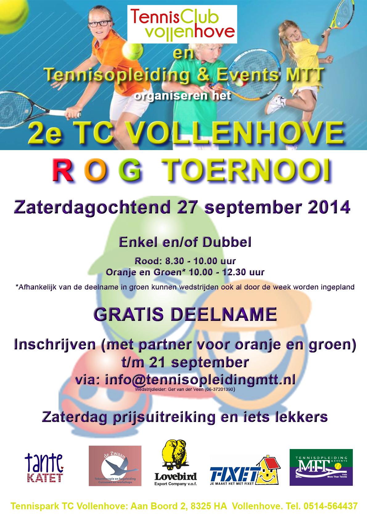 Poster 2e ROG 2014